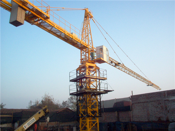 Introduction of Tower Crane